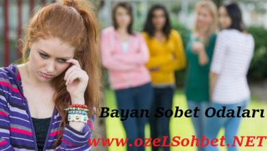 Photo of Bayan Sohbet Odaları