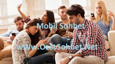 Mobil Sohbet, OzelSohbet.Net